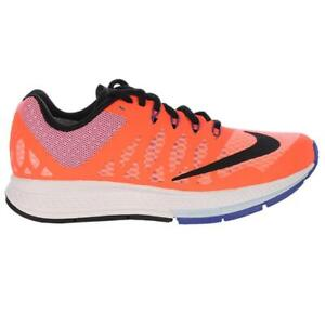 best service 0aefd 8ea17 Details about WOMENS NIKE AIR ZOOM ELITE 7 Running Trainers 654444 602