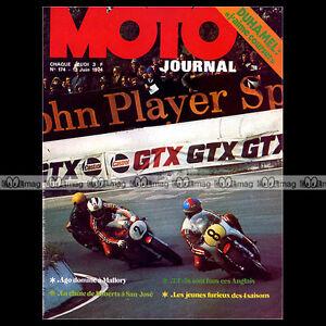 MOTO-JOURNAL-N-174-HARLEY-SX-250-OTUS-250-YVON-DUHAMEL-LANSIVUORI-PHIL-READ-039-74