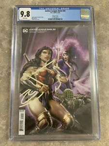 Justice-League-Dark-20-CGC-9-8-NM-Clayton-Crain-Variant-Cover-DC-Wonder-Woman