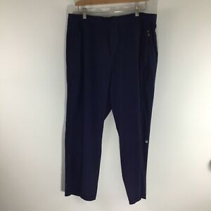 Lululemon XXL Men's Relaxed Fit Pants Joggers Zipper Light