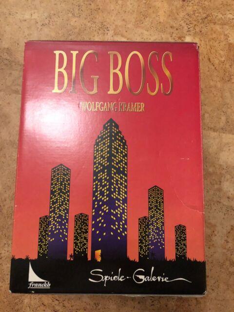 Big Boss Spiel
