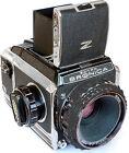Bronica S2A Medium Format SLR Film Camera with 75 mm lens Kit