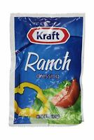 Kraft Ranch Salad Dressing 1.5-ounce Packages (pack Of 60) Free Shipping