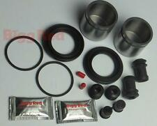 Brake Caliper Seal & Piston Repair Kit for Mazda 6 2.0D Front 2002-07 (BRKP131)