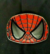Amazing Fantasy Spider-Man Seat Belt Buckle Down Belt Marvel Comics New 0074
