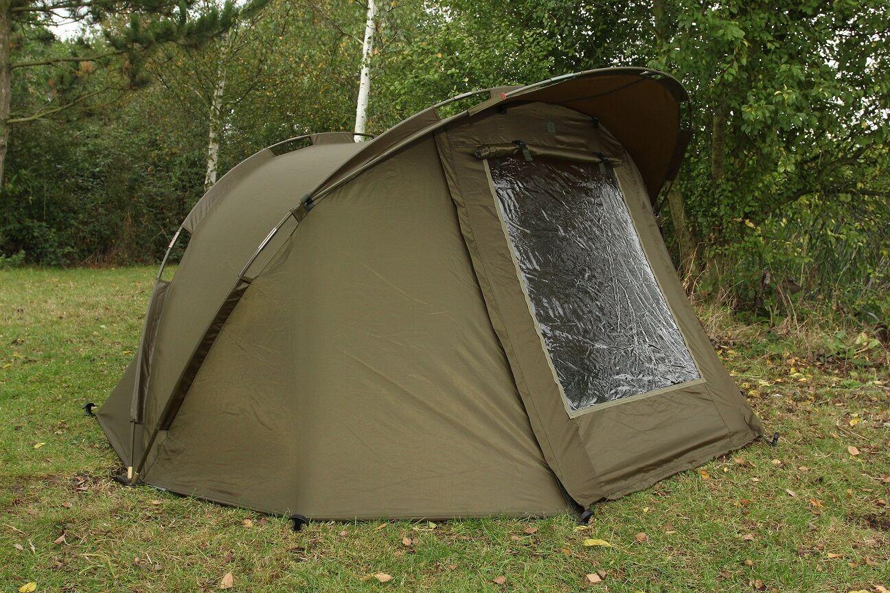 Nash H-Gun Dwarf Bivvy T4420 Zelt Angelzelt Karpfenzelt Bivvie Dome