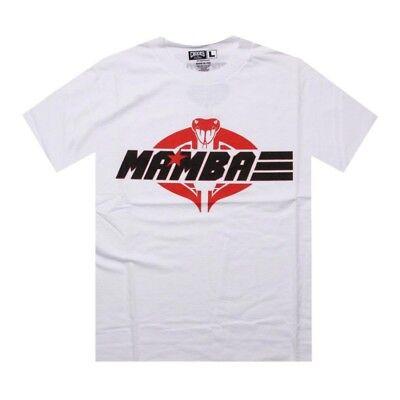 $40.00 Crooks and Castles G.I black // red // white PYS4BKR Mamba Kobe Tee