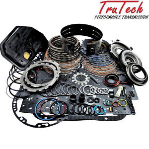 Details about Trutech Ultimate Towing rebuild kit 2002-2008 4L65E Raybestos  Blue Plate and GPZ