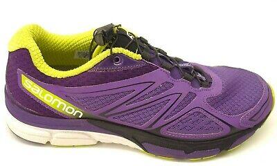Salomon Sz 9.5 X Scream 3d Lila Athletic Wandern Mountain Laufen Schuhe   eBay