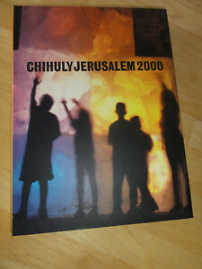 2000-Chihuly-Jerusalem-2000-SIGNED-by-Author-1st-edition