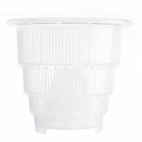 1Pcs Plastic Mesh Pot Breathable Orchid Blumentöpfe Plant Garten Home Decor