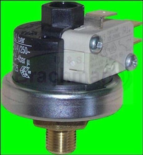 """Druckschalter 1//8/"""" 2-6bar NEU Bügelstation Dampfbügelstation"""