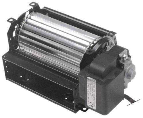 COPREL FFR Querstromlüfter für Kühlgerät 19W Walze ø 60mm x 120mm 230V 50Hz