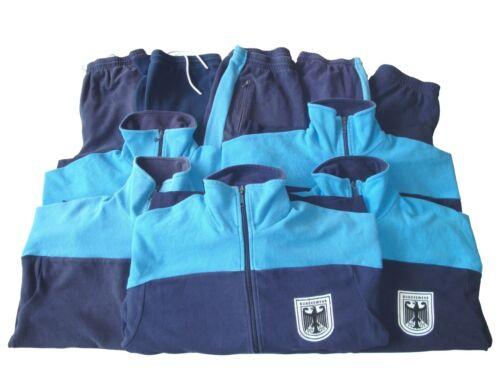 Trainingsanzug Original Bundeswehr Sportanzug Sportzeug  5x Jacke 5x Hose