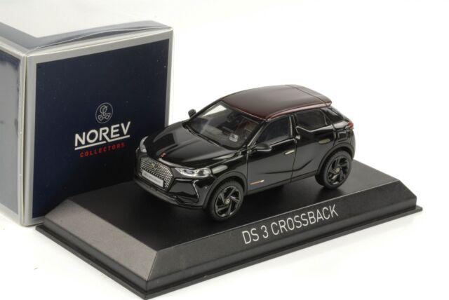 Citroen DS Crossback la Premier 2019 Negro Rojo Roof 1:43 Norev