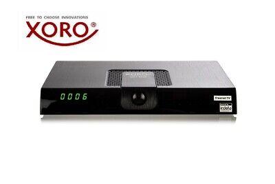 XORO HRT 8720 DVB-T2 HD-Receiver H.265, freenet TV, PVR ...