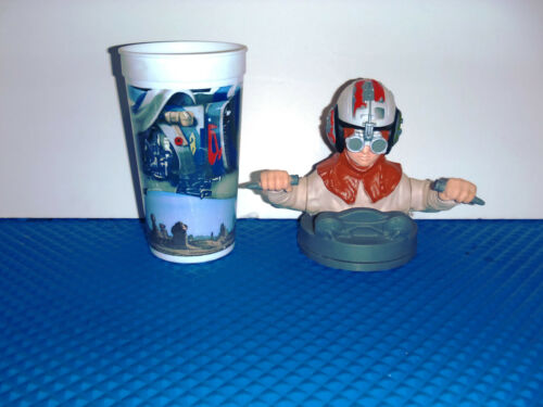 Cup Topper from KFC Taco Bell and Pizza Hut Star Wars Episode 1 Anakin Cup
