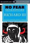Richard III (No Fear Shakespeare) by William Shakespeare (Paperback, 2004)