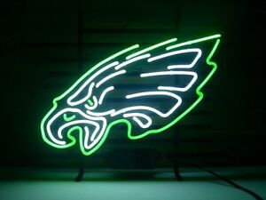 Brand New Philadelphia Eagles Logo Banner Beer Bar Pub