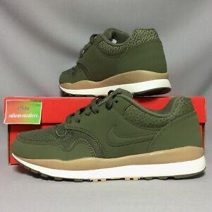 Dettagli su Nike Air Safari UK8 371740 201 EUR42.5 US9 Medio Verde Oliva Esercito Retrò OG ACG mostra il titolo originale