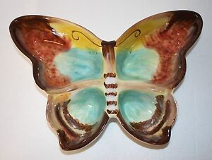 Susan Winget Certified Int Butterfly 4 Sectioncondiment