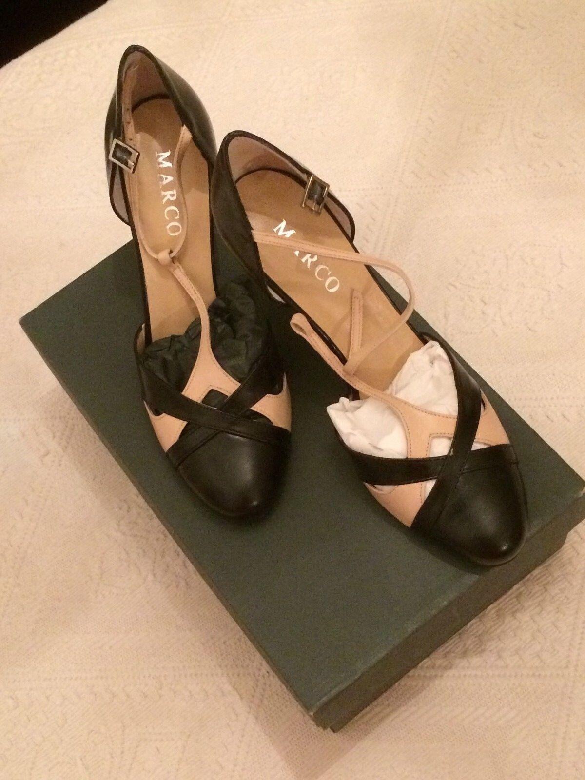 prezzo ragionevole Scarpa tacco donna  39 fashion nero e e e rosa balck & rosa moda eleganza  negozio online outlet