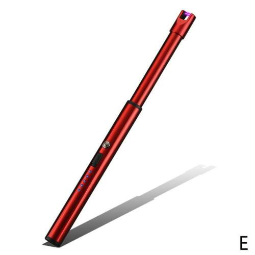 Elektrisches Feuerzeug USB BBQ Lichtbogen Feuerzeug Plasma Stabfeuerzeug Neu