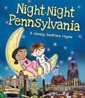 Night-Night Pennsylvania by Katherine Sully (Board book, 2016)
