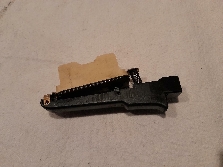 1365 Flex milímetros LK 604 interruptor con manija y muelle 164143