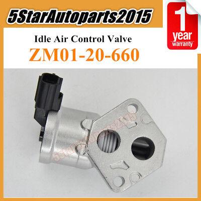 OEM Idle Air Control Valve ZM0120660 ZM01-20-660 For Mazda Protege 1.6L 1999-03
