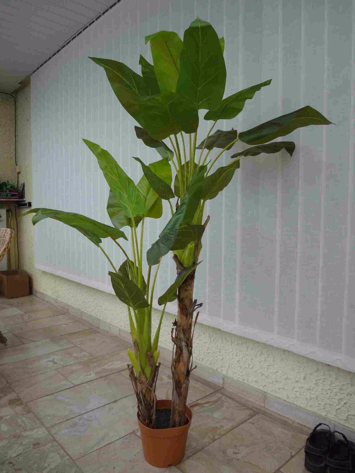 Künstliche pflanzen bäume dekoart Philodentron 170 cm