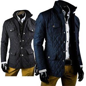 BOLF-Extreme-101A-Herren-Steppjacke-Sweatjacke-Jacke-Sweatshirt-4D4-Ubergangs