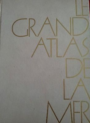 LE GRAND ATLAS DE LA MER / COLLECTIF / UNIVERSALIS