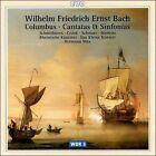W. F. E. Bach: Cantatas & Sinfonias (CD, Nov-2000, CPO)