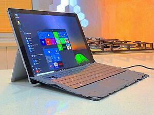 Surface-Pro-4-Intel-m3-6Y30-128GB-SSD-4GB-12-5-LED-USB-3-Keyboard-Wi-Fi-618