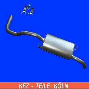 VW-POLO-SEAT-CORDOBA-1-4-1-6-1-8-2-0-Muffler-End-pipe-exhaust
