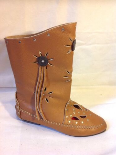 Brown London Sacha Boots Size Leather 5 Ankle 3 6aqqxwUP