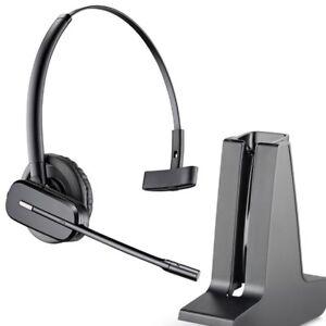 Plantronics C565 Casque Pour Téléphone Sans Fil Gigaset Ebay