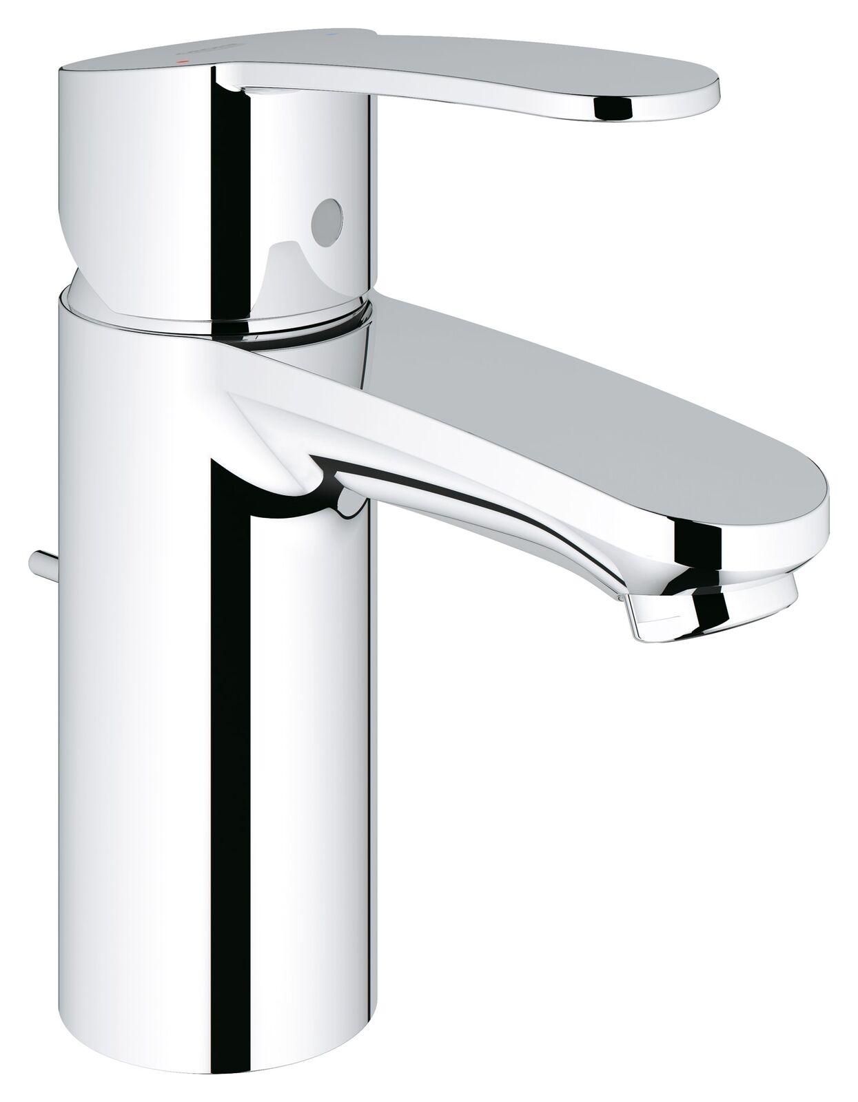 Grohe Eurostyle Cosmopolitan Einhand Waschtischbatterie S-Größe ohne... 33552002