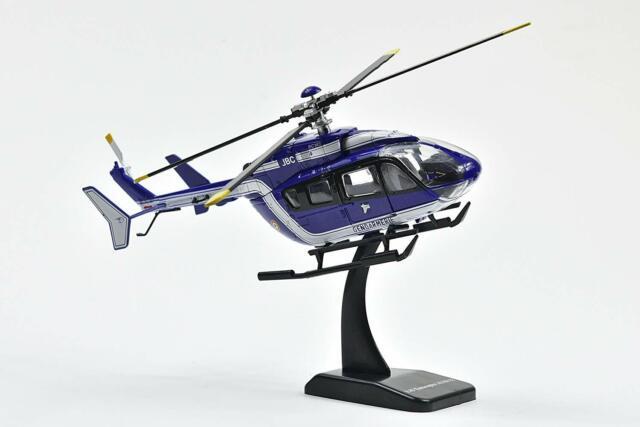 Modell Hubschrauber EC-135 Gendarmerie Nationale Zur 1//43 EC135