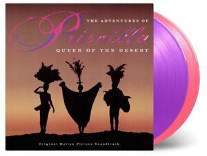039-PRISCILLA-QUEEN-OF-THE-DESERT-039-Soundtrack-Ltd-Edition-COLOUR-Vinyl-2LP-NEW