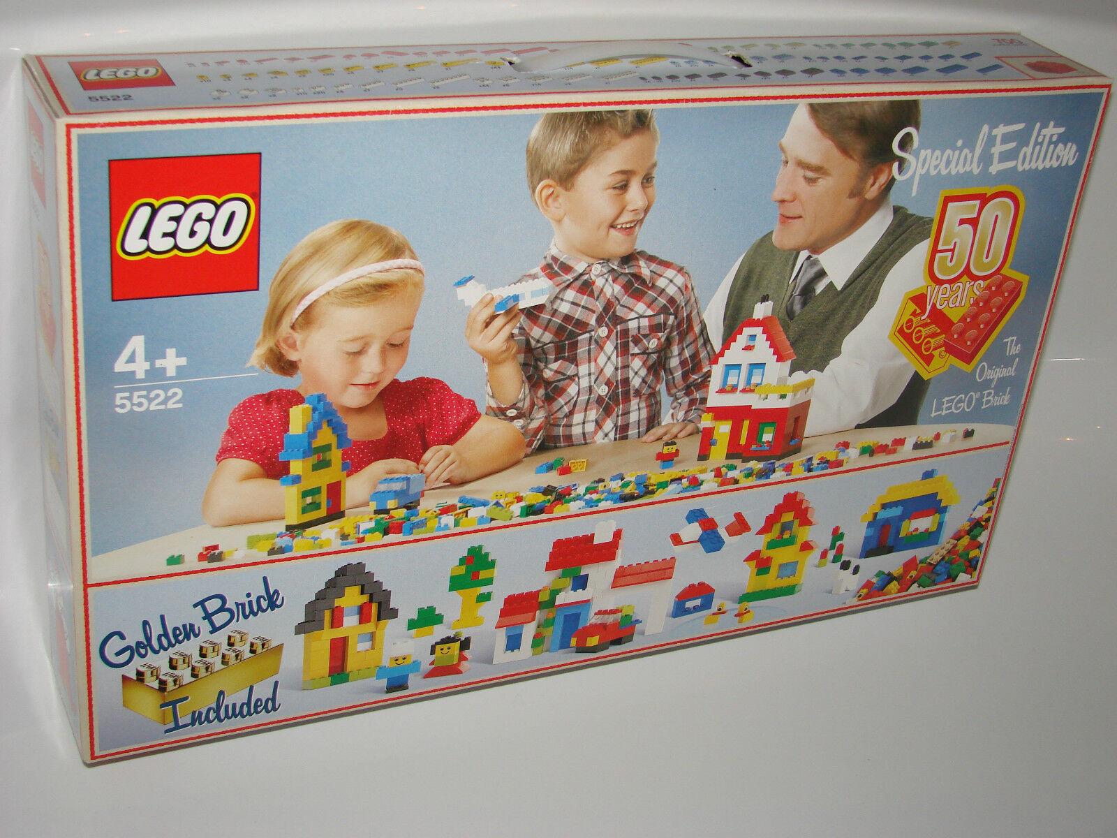 LEGO® Creator 5522 Golden Anniversary Set NEU OVP_NEW MISB NRFB