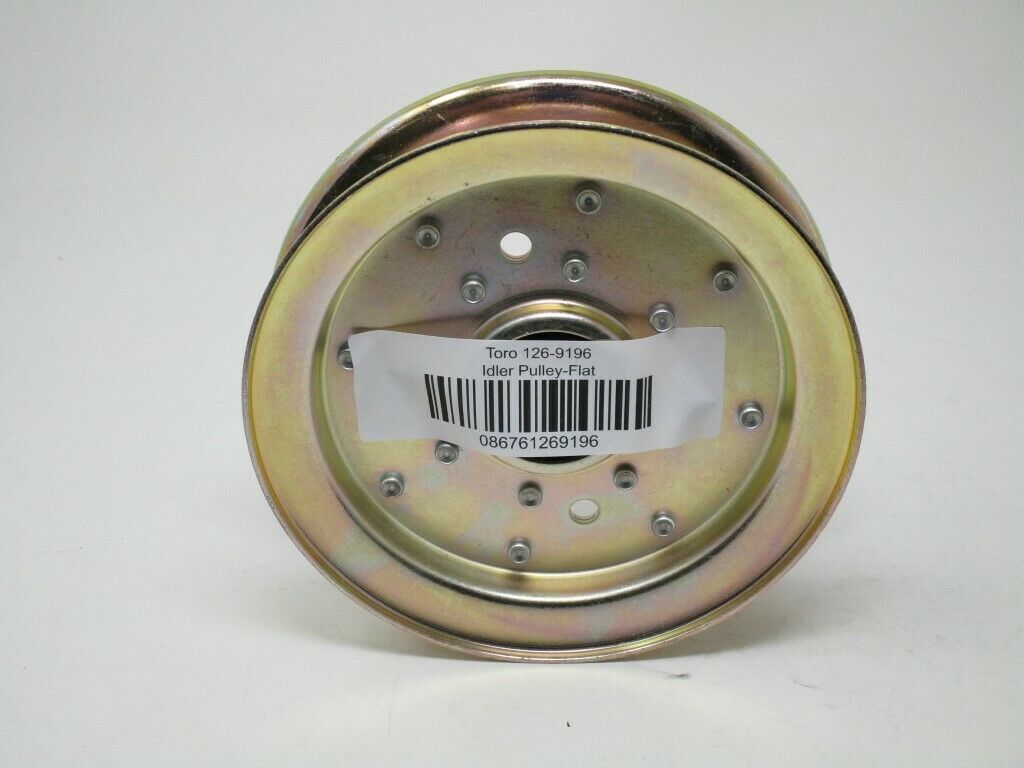 eXmark Pulley Idler Flat 116-9639 New OEM