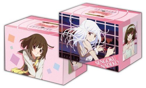 Bakemonogatari Snake Nadeko Sengoku Card Game Character Deck Box Case Vol.313