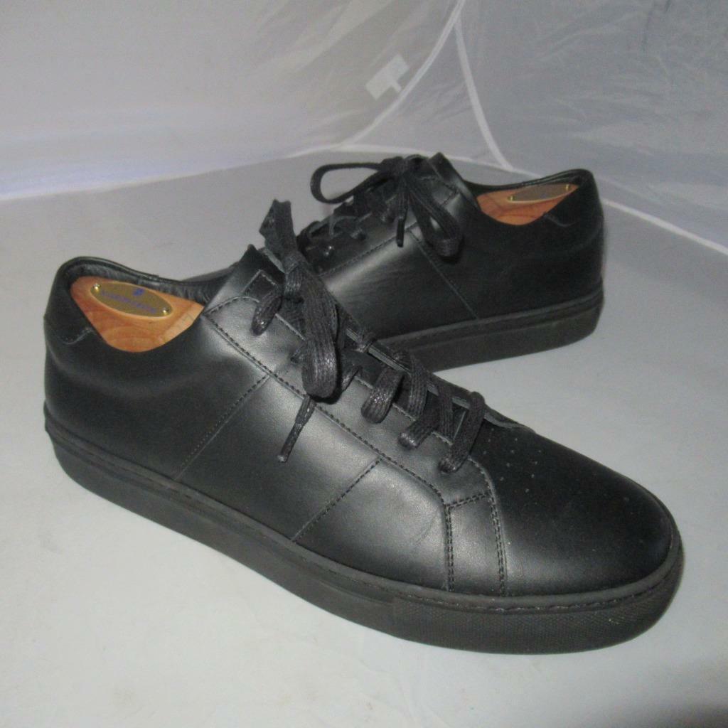 Greats, Brooklyn, zapatos negros, zz26, 10 m.