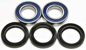 Neuf-All-Balls-Roulement-Roue-Joint-Kit-1987-2017-Suzuki-LT-A400-Eiger-King-Quad