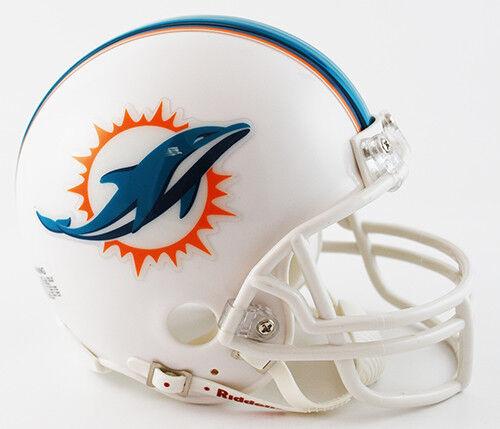 MIAMI DOLPHINS NFL Football Helmet BIRTHDAY WEDDING CAKE TOPPER DECORATION