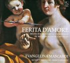 Castaldi: Ferita d'Amore (CD, Nov-2011, Arcana)