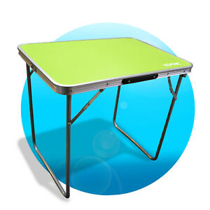 RSonic-Campingtisch-Aluminium-Tisch-Klapptisch-tragbar-70-x50-cm-gruen