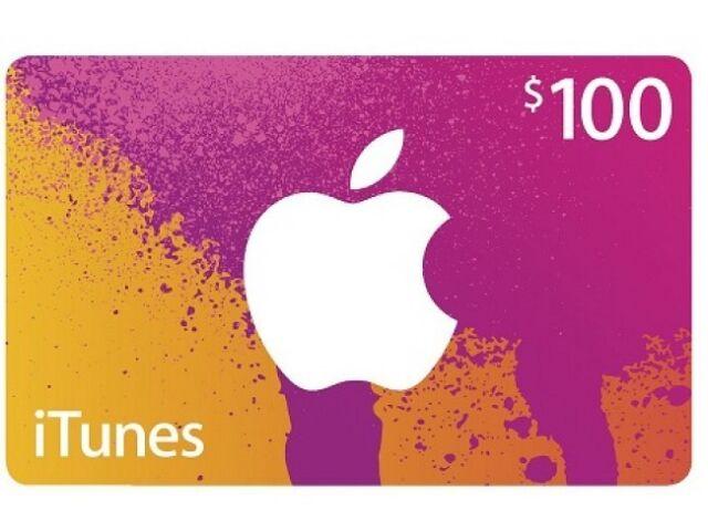 Apple Us Itunes Gift Card Certificate Voucher Ebay